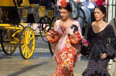 Como cuidar tu traje de flamenca